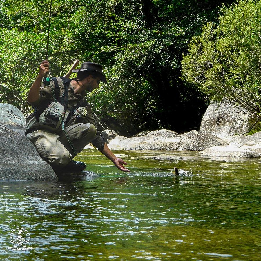 pêche en Lozère