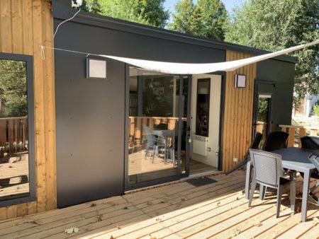 camping en Lozère avec espace aquatique, toboggan aquatique, spa, fitness